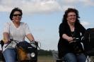 Fahrradtour und Maiandacht